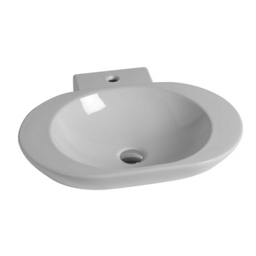Disegno-OVO-60-Countertop-wash-basin-with-taphole-Size-600mm