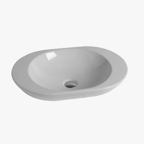 Disegno-OVO-60-Overcounter-wash-basin-without-taphole-SIze-600mm