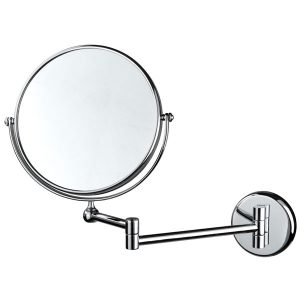 Aquaperl 8_ Wall mounted Cosmetic Mirror without light