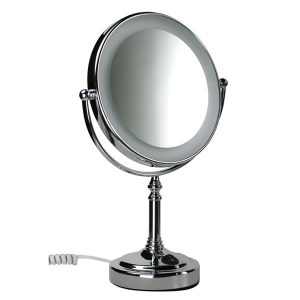 Aquaperl-Clip-Free-Standing-Cosmetic-Mirror-with-light