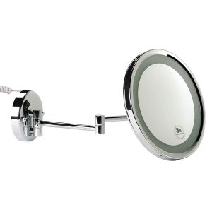 Aquaperl-Clip-Wall-mounted-Cosmetic-Mirror-with-light